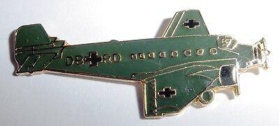 Bundeswehr Luftwaffe Pin JU 52 ..........P8352