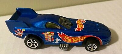 Hot Wheels 1997 First Editions FIREBIRD Funny Car Loose
