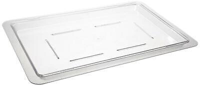 Cambro 1826ccw135 Camwear 18in X 26in Food Storage Lid Clear