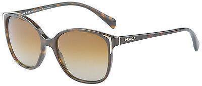 """Prada Sonnenbrille Spr 01o Col. 2au-6e1 5517 2p Polarized """"Neu"""" 0"""