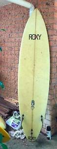 Roxy Surfboard 7ft3 Coorabell Byron Area Preview