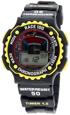 Men's Watches Digi-Tech Alarm Sport Waterproof Watch Mens Gift Idea