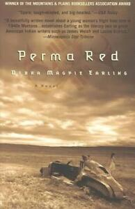 Perma Red Book by Debra Magpie Earling