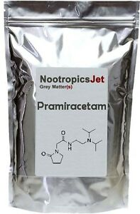 Pramiracetam bulk powder, dietary supplemement, 5g