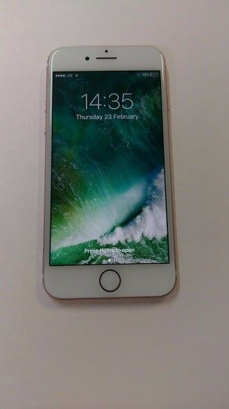 APPLE IPHONE 7 (ROSE GOLD) - 32GB - UNLOCKED TO ALL NETWORKS £400