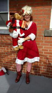 Maman Noël spectacle pour garderies West Island Greater Montréal image 5