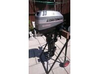 MARINER MERCURY 9.9HP 4 STROKE OUTBOARD MOTOR BOAT ENGINE