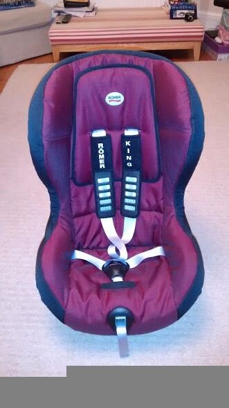 Car seat, Britax/Römer King TS plus, 9 18kgin Norwich, NorfolkGumtree - Hardly used. High quality and in excellent condition. Designed for chidren between 9 and 18kg