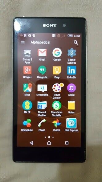 Sony Xperia Z2  UNLOCKED  Good Condition  Perfect Working