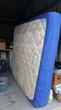 King size mattress Gladstone Gladstone City Preview