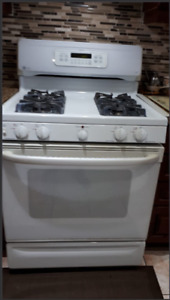 Whirlpool Gas Stove & Dishwasher