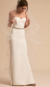 2018 Wedding Dress:  $550.00