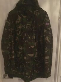 Men's Military Issue Smock Jacket Size XL