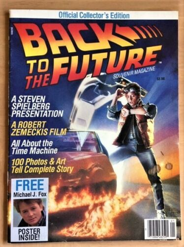 Back To The Future Official Collector