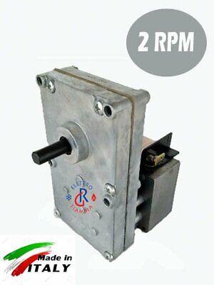 Motoriduttore GF-64TYD-P 1,46 RPM ORIGINALE PALAZZETTI cod 895735700