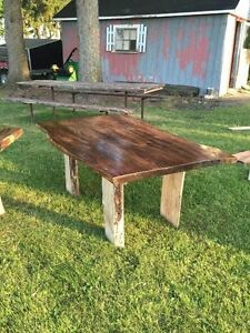 Maple Table- one of a kind! Kitchener / Waterloo Kitchener Area image 1