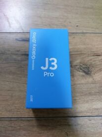 SAMSUNG GALAXY J3 PRO 2017 UNLOCKED BRAND NEW