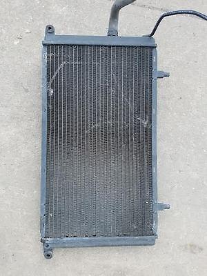 1998 01 02 2003 JAGUAR XJR SUPERCHARGE TRANSMISSION COOLING RADIATOR MNC8200AE