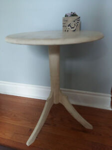 DIFFERENT ACCENT TABLES