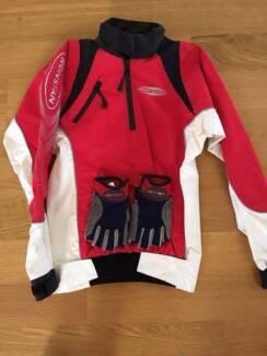 Kids Sailing Jacket/Smock Size 10