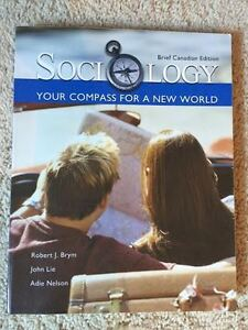 Sociology: Your Compass for a New World (Brief Canadian Edition)