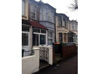 Newly refurbished three bedroom house with garden in Plaistow E13
