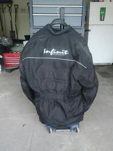 Two Infinity Motorcycle Jackets