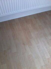 Laminate Flooring (Used)