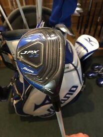 BRAND NEW Mizuno JPX EZ 22 degree Hyrbrid, Regular Flex