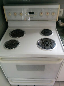 Clean stove - works perfectly
