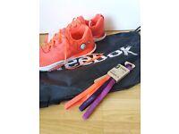 Ladies Reebok pump trainers NEW