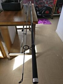 Afaw 6&bait mk2 14 foot fixed spool custom rod