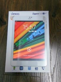 VEXIA ANDROID TABLET 16GB WIFI & 3G (UNLOCKED) - BRAND NEW