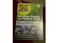 YOU ARE WHAT YOU EAT: Healthy Eating And Fitness Plan