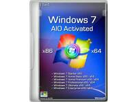 Windows 7 all in one activated