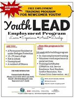 Youth LEAD volunteer and job placement