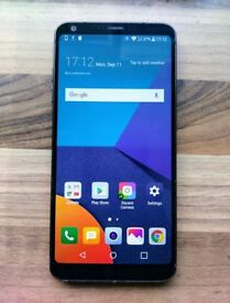 LG G6 32GB - UNLOCKED TO ALL NETWORKS