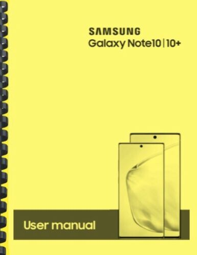 Samsung Galaxy Note 10 10+ AT&T OWNER