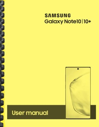 Samsung Galaxy Note 10 10+ T-Mobile OWNER
