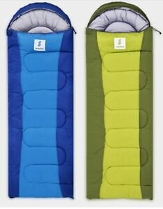 Brand New Sundick Adult sleeping bag outside camping portable sl