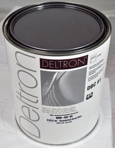 Ppg dbc deltron basecoat gunmetal gray metallic gallon for Ppg automotive paint store