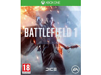 Looking for Battlefield 1 on XBOX One