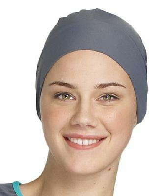 Modest Islamic Swimming Hood Cap Hijab swimwear muslim swimsuit hat spare (Hood Swimming)