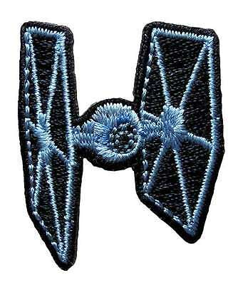 Star Wars TIE Fighter Mini Embroidered Patch 1.5 inch