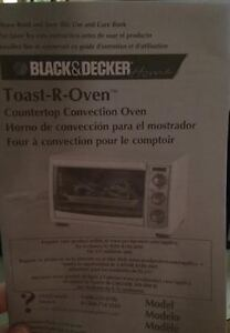 Black and Decker Convection Toaster Oven Windsor Region Ontario image 4