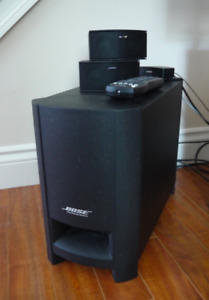 Bose CineMate GS Series Home Theatre Speaker System