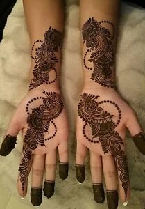 Book your in-home Henna Party, private appointment...or drop-in Windsor Region Ontario image 2