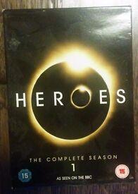 Heroes Season 1 [DVD]