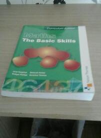 Adult maths book