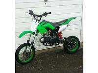 brand new akuma assasin 125 pit bike 110 140 160 stomp wpb demon x crosser quad mini moto moped